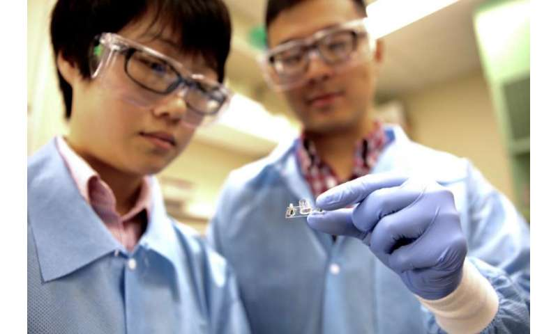 Lawrence Livermore unveils 'heart-on-a-chip'