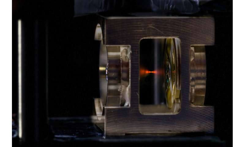 Lens trick doubles odds for quantum interaction
