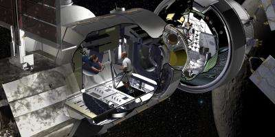 Lockheed Martin to build full-scale prototype of NASA cislunar habitat