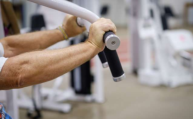 Lose fat, preserve muscle—weight training beats cardio for older adults