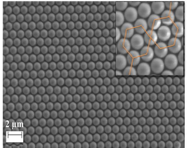 Low-cost CO sensor developed using nanoscale honeycomb structures