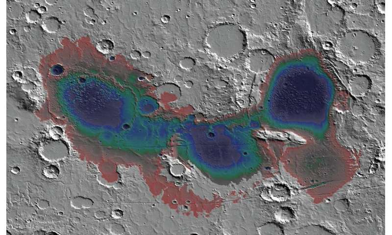 Mars Study Yields Clues to Possible Cradle of Life