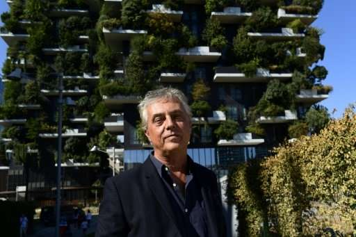 Milanese architect Stefano Boeri's leafy project is now being exported around the world