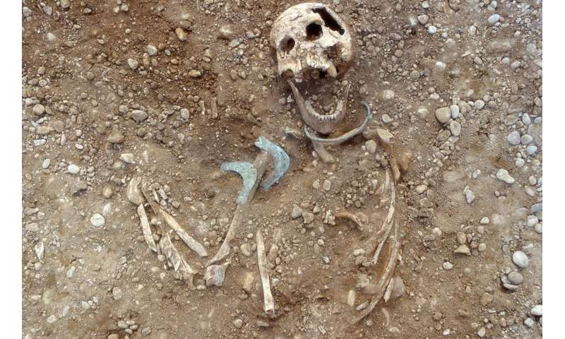 Mobile women were key to cultural exchange in Stone Age and Bronze Age Europe