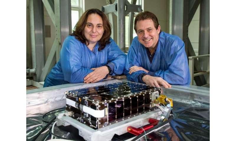 NASA-developed technologies showcased on Dellingr's debut flight