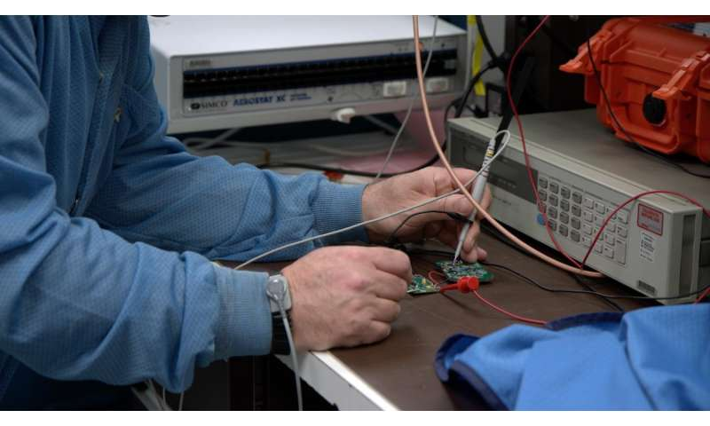 NASA lab's life-saving work
