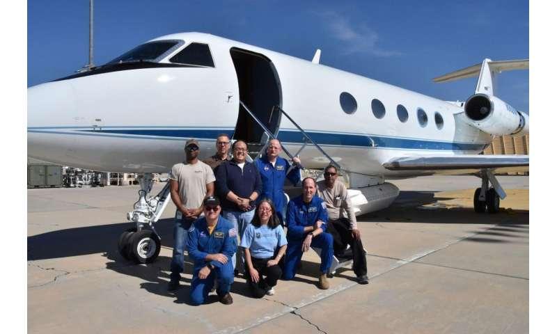 NASA's Arctic ecosystem science flights begin