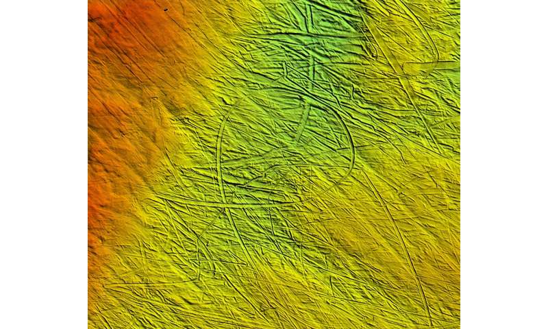 New atlas provides highest-resolution imagery of the Polar Regions seafloor