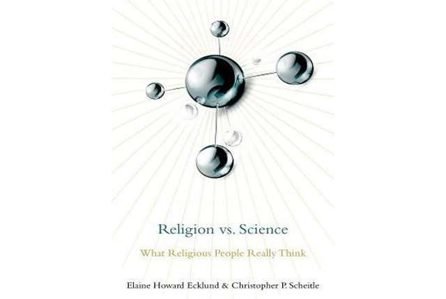 New book examines what religious Americans think about science