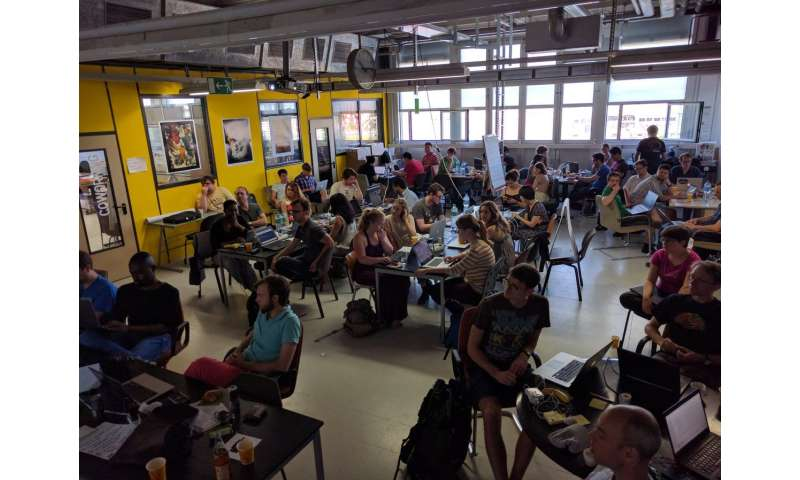 New collection in RIO Journal devoted to neuroscience projects from 2016 Brainhack events