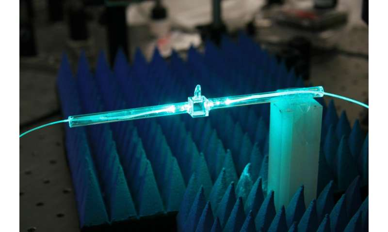 New metrology technique measures electric fields