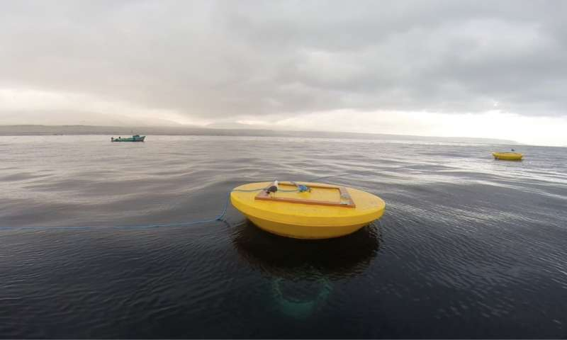 New Mexico firm uses motion of the ocean to bring fresh water to coastal communities
