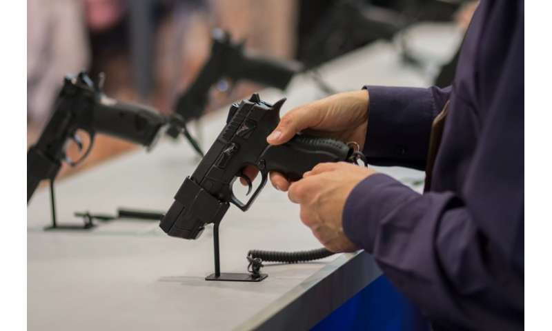 New study finds 1 in 5 US gun owners obtained firearm without background check