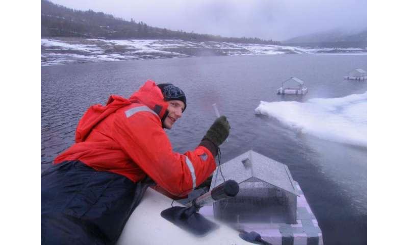 New tool reveals the real greenhouse gas footprints of reservoirs