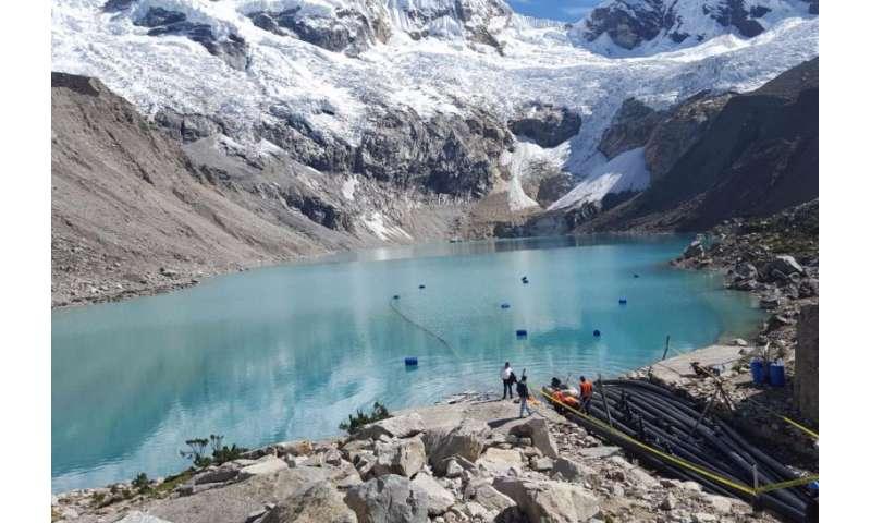 Palcacocha Icefalls Demonstrate Hazard Vulnerabilities in Peru