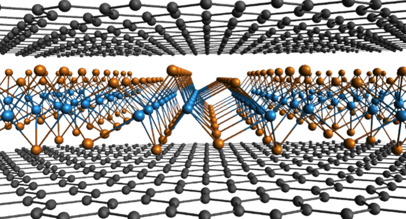 Penn researchers are among the first to grow a versatile 2-dimensional material