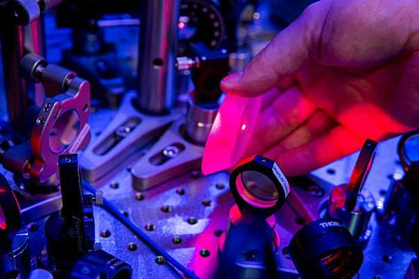 Physicists create antiferromagnet that may help develop, monitor key materials