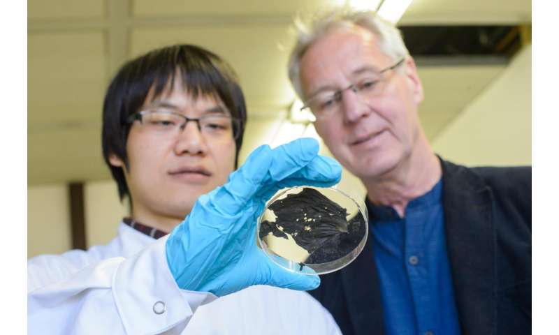 Physicists develop ultrathin superconducting film