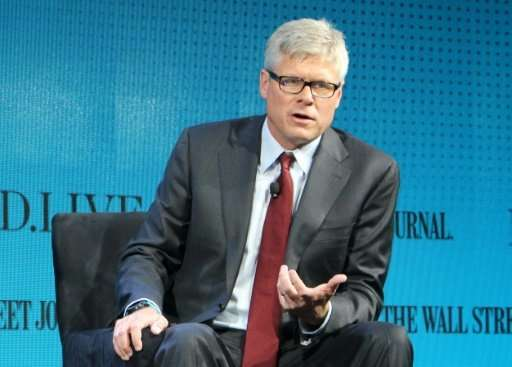 Qualcomm chief executive Steven Mollenkopf said the California company remains confident of its future on its own