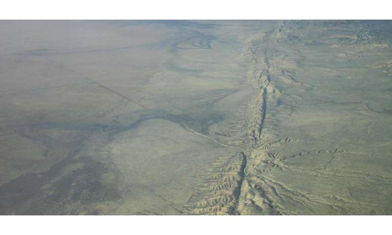 Researchers gain insight into a physical phenomenon that leads to earthquakes