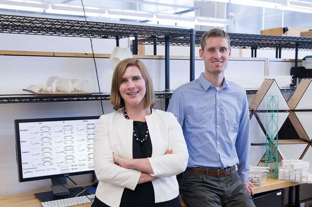 Researchers helping architects optimize both design and energy efficiency