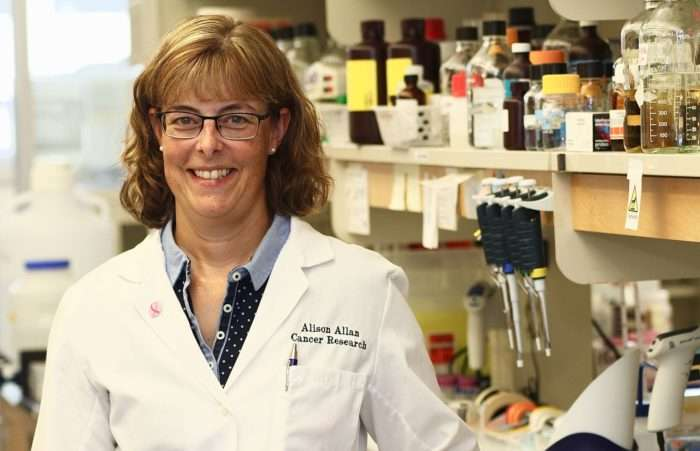 Research looks to slow prostate cancer's 'joyride'