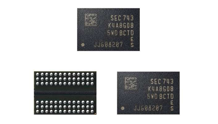 Samsung now mass-producing industry's first 2nd-generation, 10-nanometer class DRAM