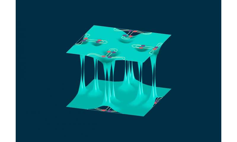 Scientists at MIPT explain the way Weyl particles 'dance' on crystal surface