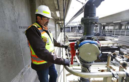 Seattle plant failure dumps millions of gallons of sewage