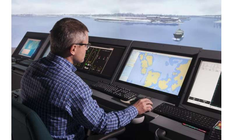Ship autopilot steers during evasive manoeuvres and docking