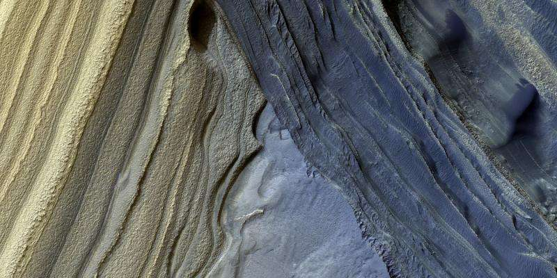 Some active process is cracking open these faults on Mars—but what is it?