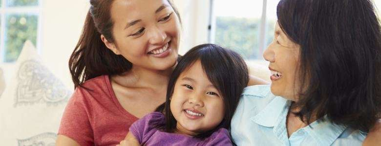 Study shows teens' bonds with parents impact future parenting