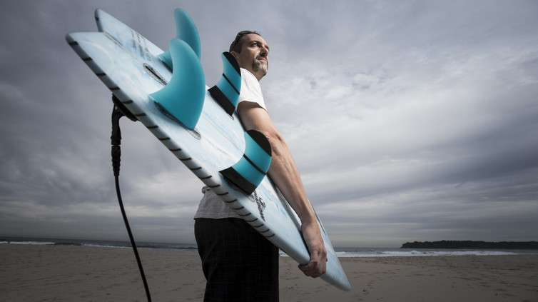 Surfing the 3-D printing wave: the changing face of surfboard fin production