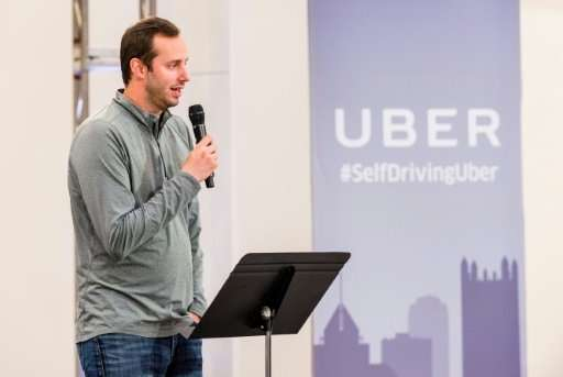 The case stems from a February lawsuit by Waymo which claimed former manager Anthony Levandowski, pictured here in 2016, took te