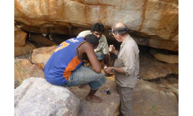 The hi-tech archaeological scientists
