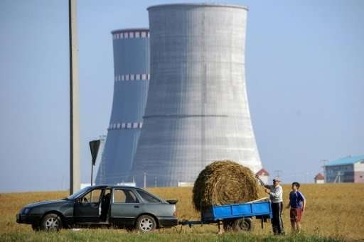 Belarus nuclear power plant stirs fears in lithuania freerunsca Images