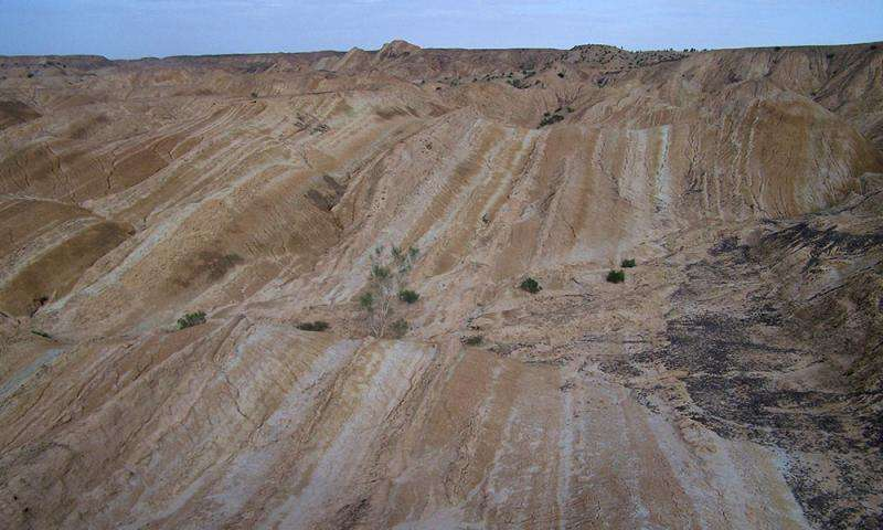 Tibet sediments reveal climate patterns from millions of years ago