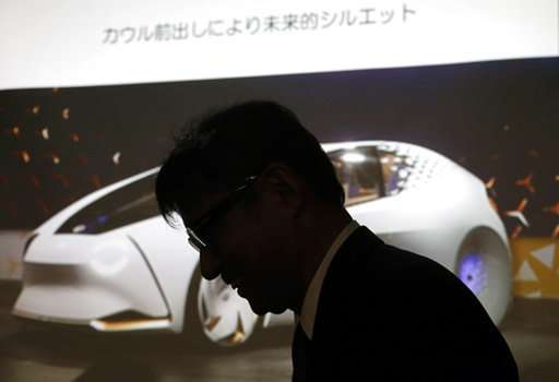 Toyota to highlight reading of driver emotions at Tokyo show