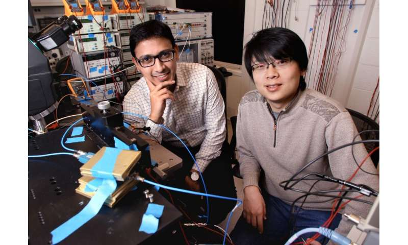 Wave of the future: Terahertz chips a new way of seeing through matter