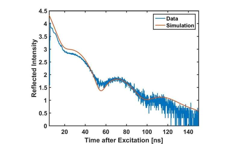 X-ray Rabi oscillations between nuclei observed in coupled cavities