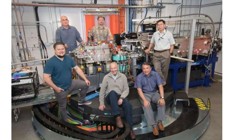 X-ray study reveals way to control molecular vibrations that transmit heat