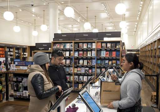 Amazon goes into the holidays with magnified store presence
