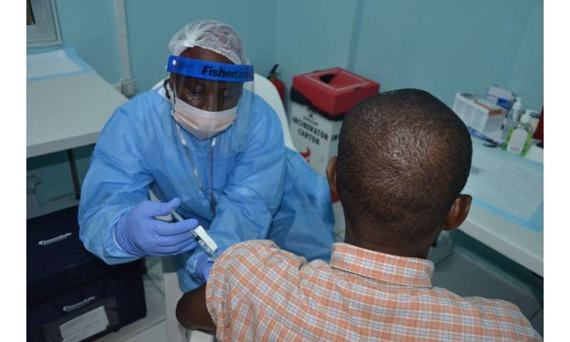Experimental Ebola vaccines elicit year-long immune response