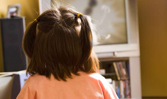 Study suggests few developmental effects of television on five-year-old children