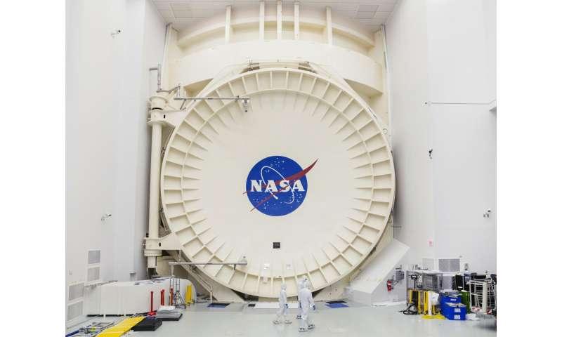 NASA's Webb Telescope summertime deep-freeze continues