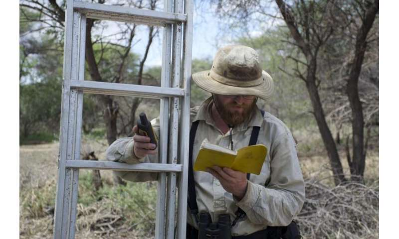 Researcher studies impact of climate change, deforestation in Namibia