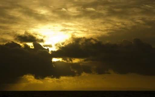 Scientists say that brightening the billowy clouds over oceans could let them rebound more sunlight back into the atmosphere, in