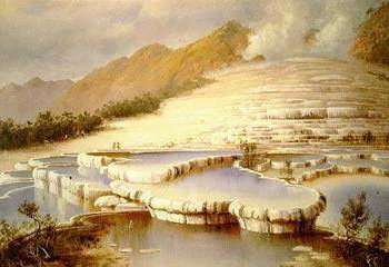 Researchers report possible location of famed lost Pink and White Terraces of New Zealand