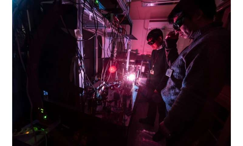 Improving the femtosecond ultrashort pulse laser