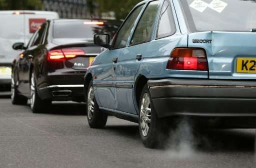 Air pollution remains the single largest environmental cause of premature death in urban Europe